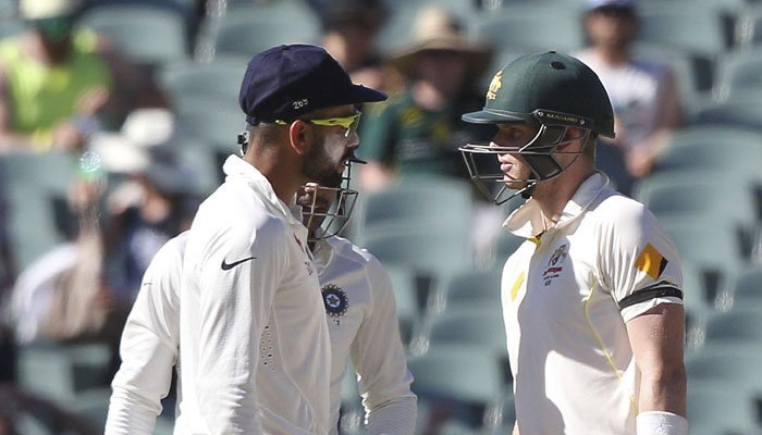 smith gives australia free pass to sledge in india tests