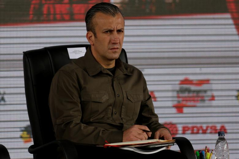 venezuela 039 s vice president tareck el aissami attends the swearing in ceremony of the new board of directors of venezuelan state oil company pdvsa in caracas venezuela january 31 2017 photo reuters