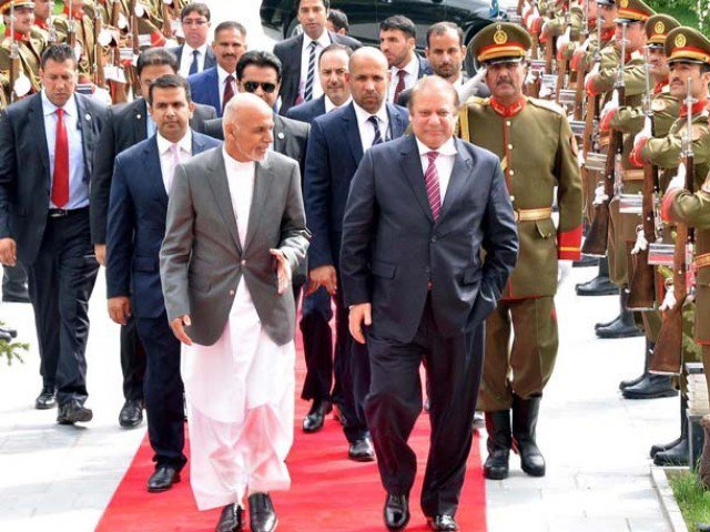 kabul islamabad see intelligence sharing as essential photo pid