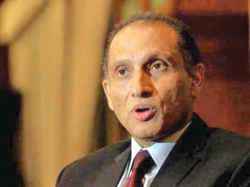 our man in washington aizaz chaudhry formally named envoy to us