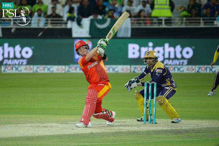 quetta gladiators will be looking to avenge defeat in last year s final against islamabad united photo courtesy pcb