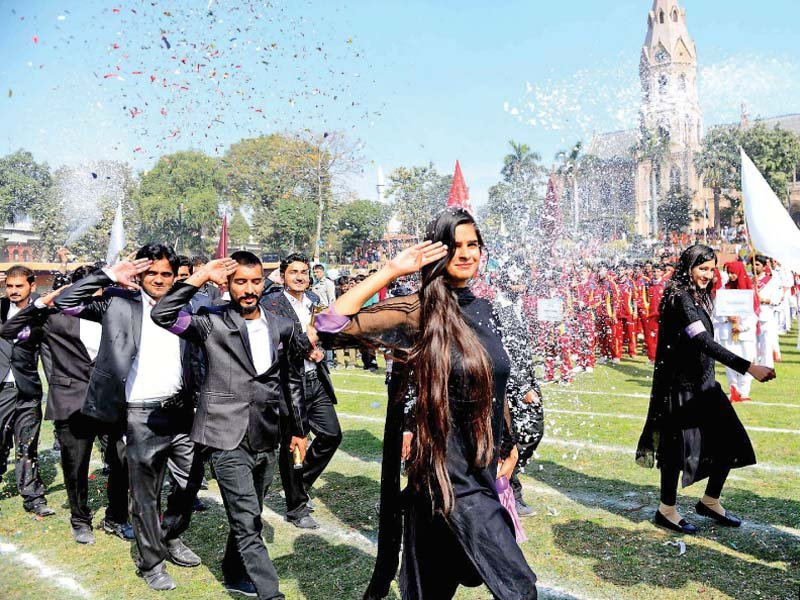 117th annual sports event 6 000 students vying for trophies