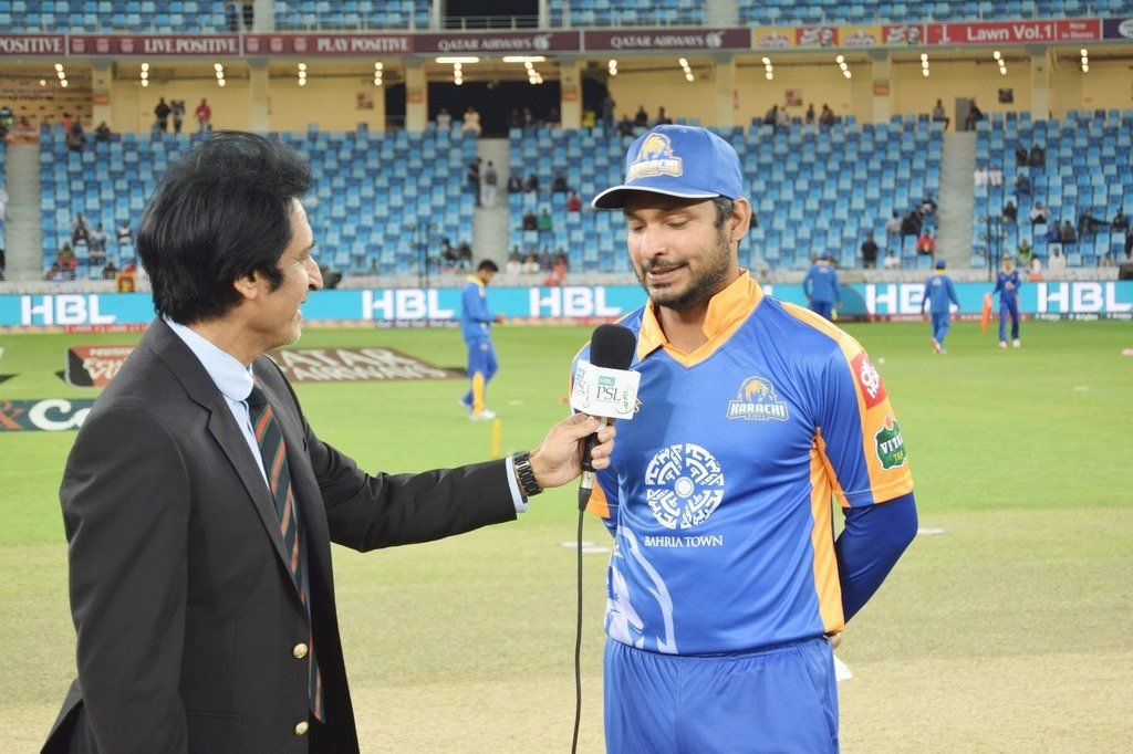 sanga says players should respect the game of cricket photo courtesy psl