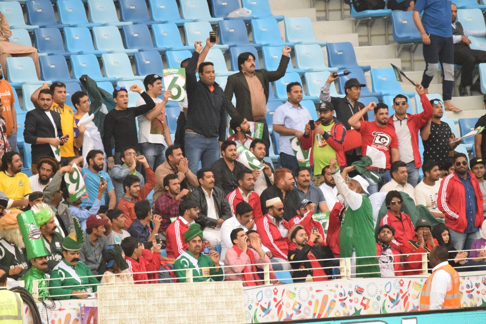 the psl has managed to garner for itself a fan base that boasts several nationalities photo courtesy psl