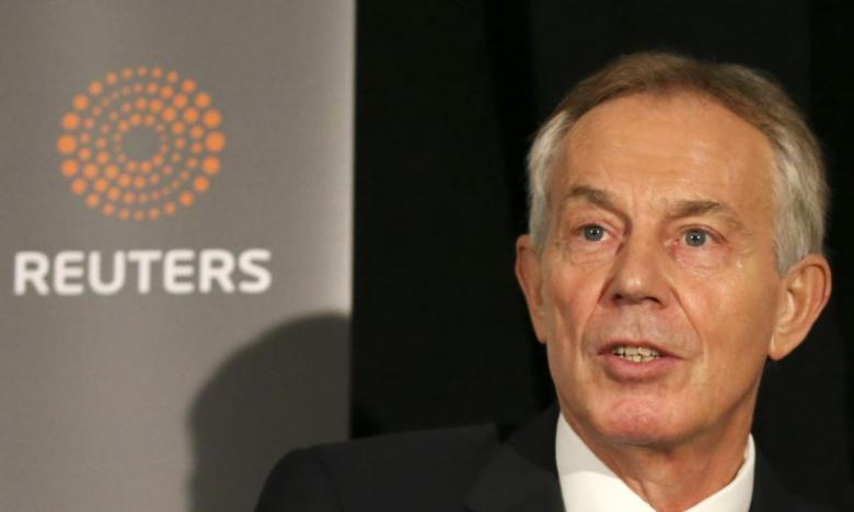 former pm blair urges britons to rise up against may s brexit plan