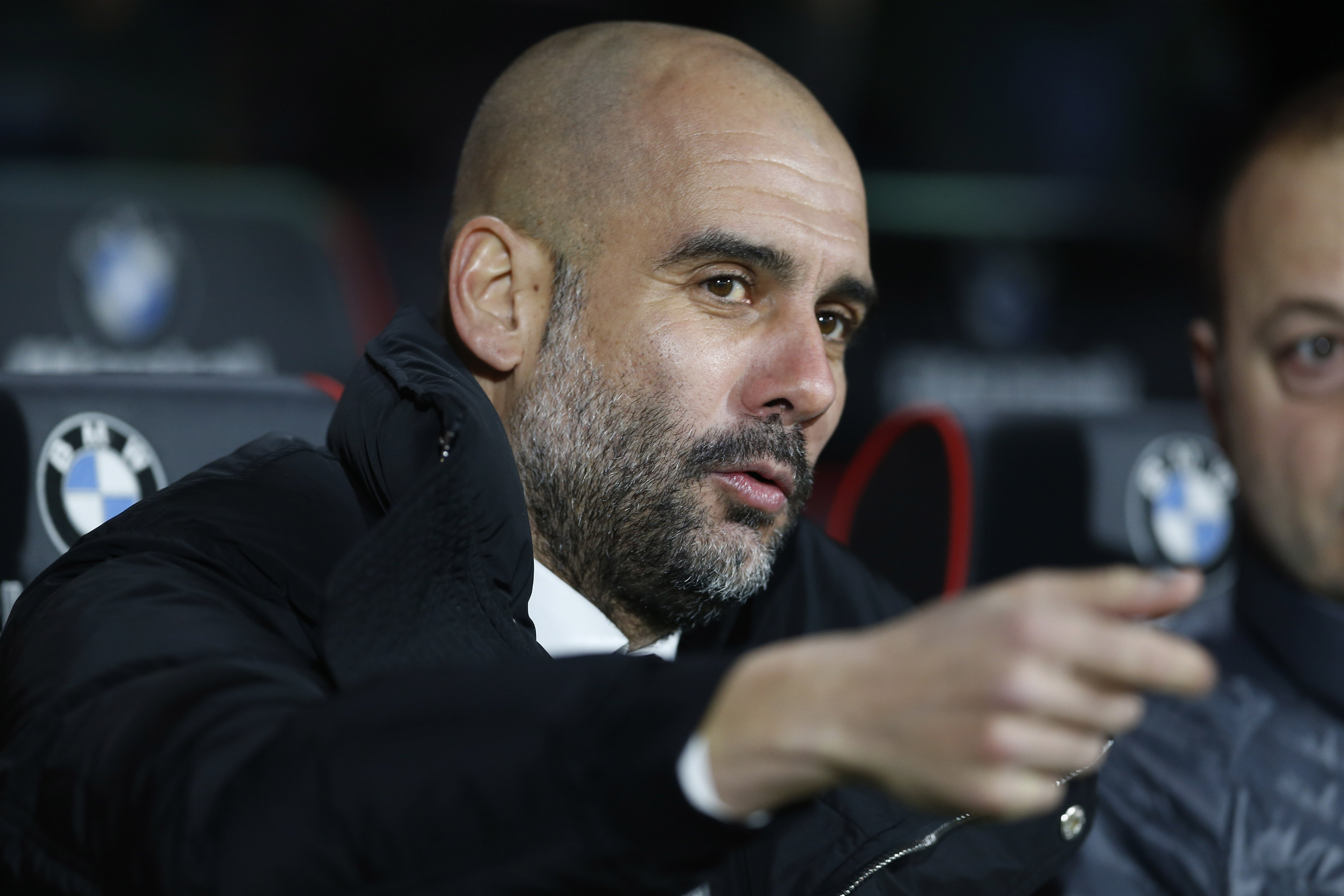 pep guardiola says he will never go back to camp nou photo reuters