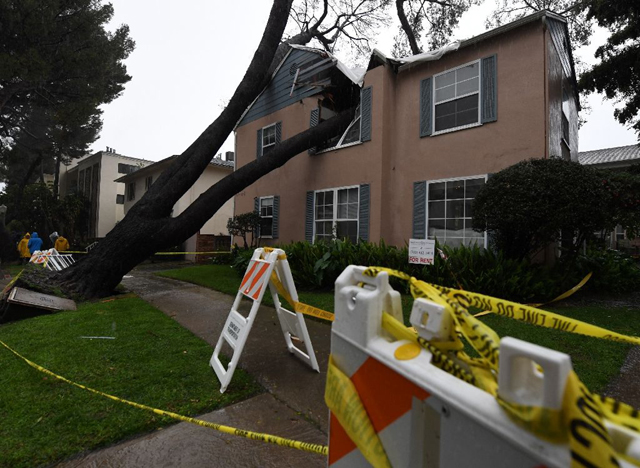 southern california hit by massive storm