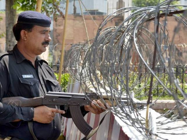 the suspects were wanted by the police in cases of militancy murders kidnapping and targeted killings