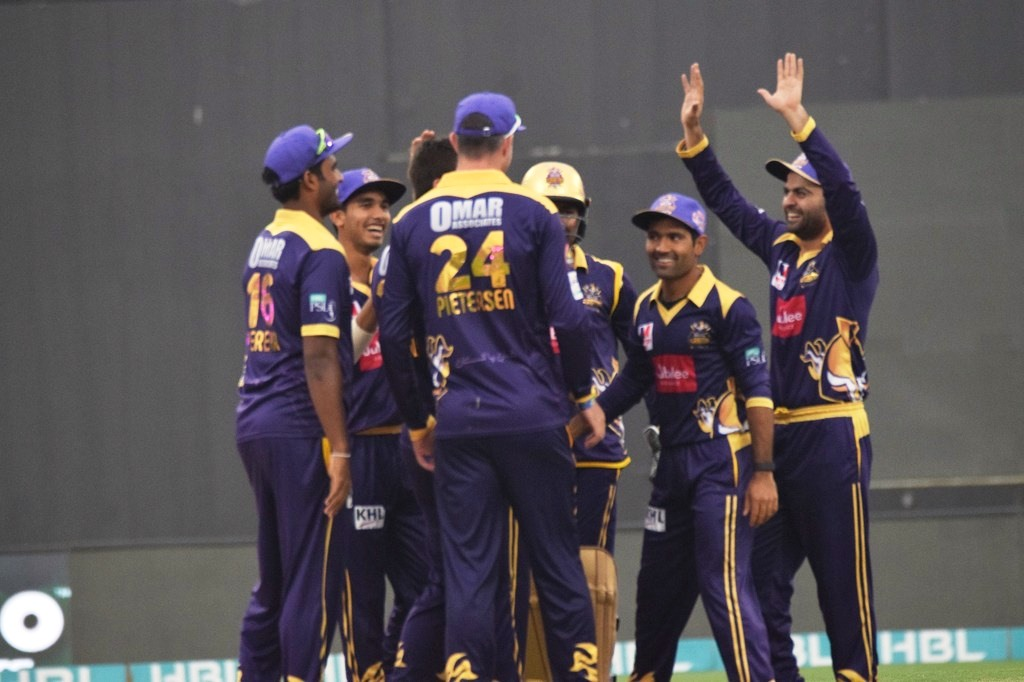 quetta beat lahore with seven balls to spare photo courtesy psl
