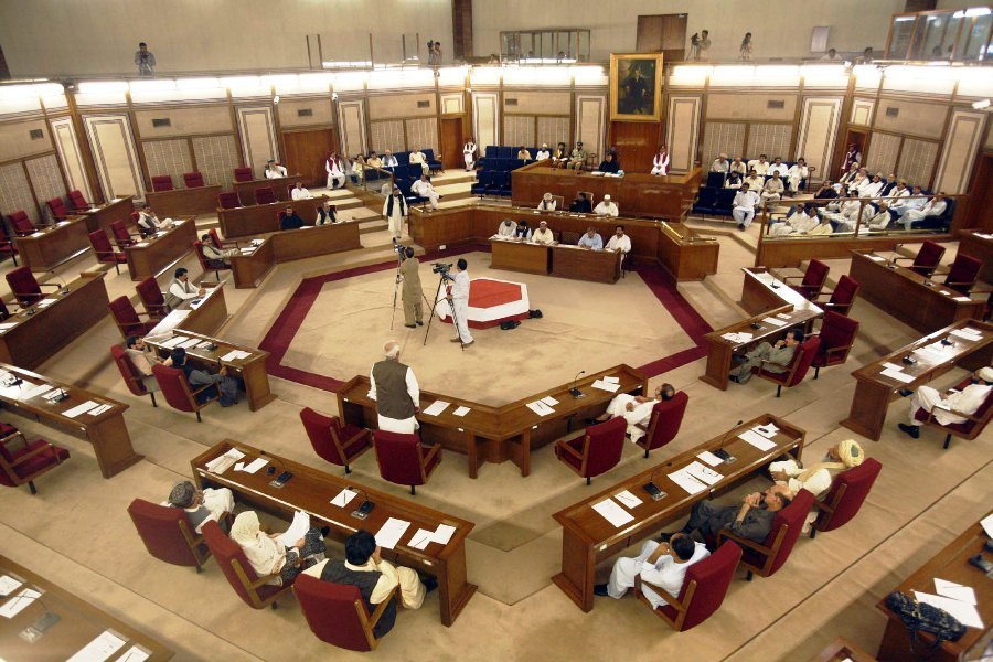 the balochistan assembly photo express