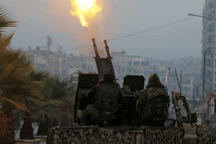 syria army ramps up shelling near capital ahead of talks