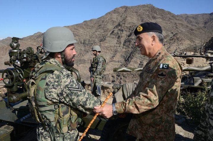 corps commander peshawar gen butt visits khyber agency on monday photo ispr