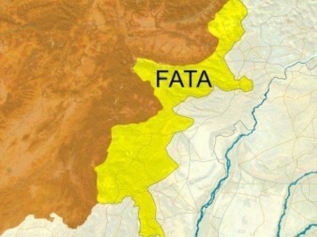 a map of fata photo file
