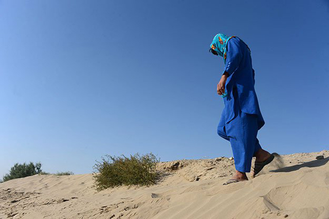 an afghan boy who was held as a child sex slave photo afp