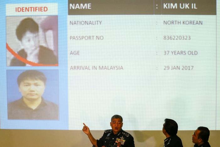 malaysia identifies north korean embassy official among suspects