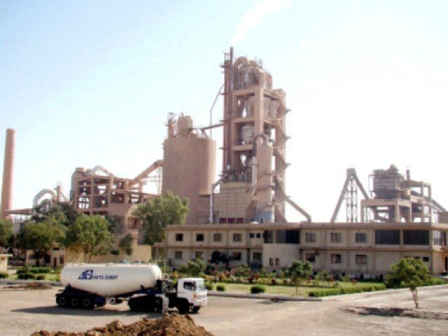 the growth figures in the cement sector are not mere positive sentiments but concrete numbers photo file