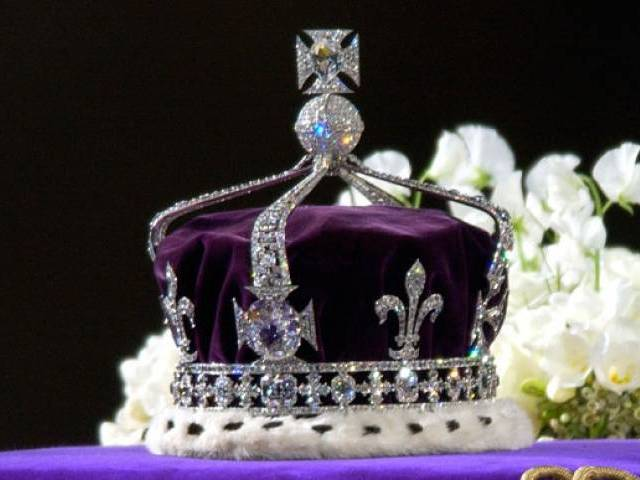 william dalrymple and anita anand set the record straight with 039 kohinoor the story of the world s most infamous diamond 039 photo reuters