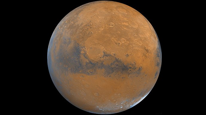 a file photo of planet mars photo afp