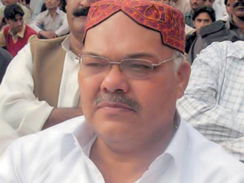 sindhi nationalist qadir magsi all for operation raddul fasaad