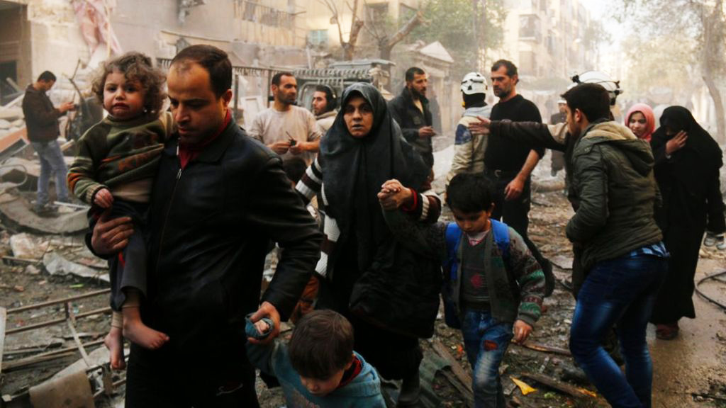 syria talks challenged as suicide blasts kill dozens
