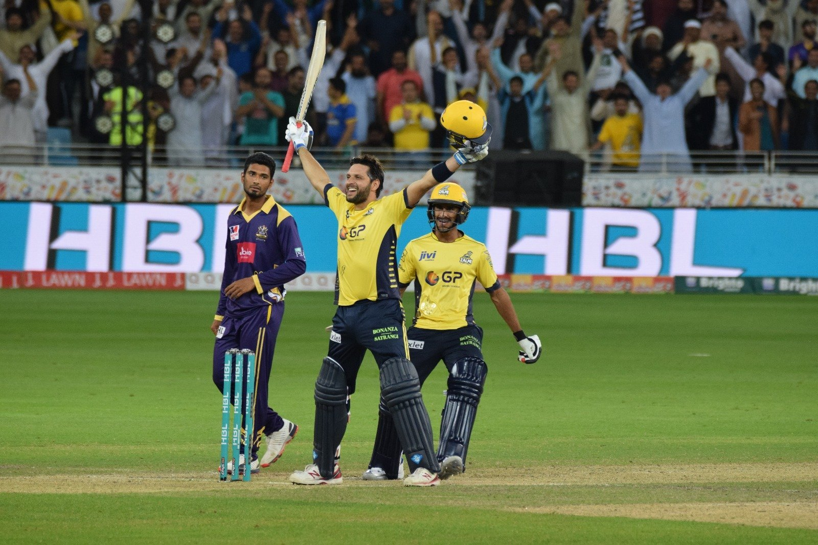 afridi proved he still has the match winner in him photo courtesy psl