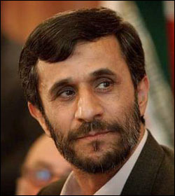 former president of iran mahmoud ahmadinejad photo afp