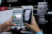 OPPO F1s smartphone. PHOTO: REUTERS