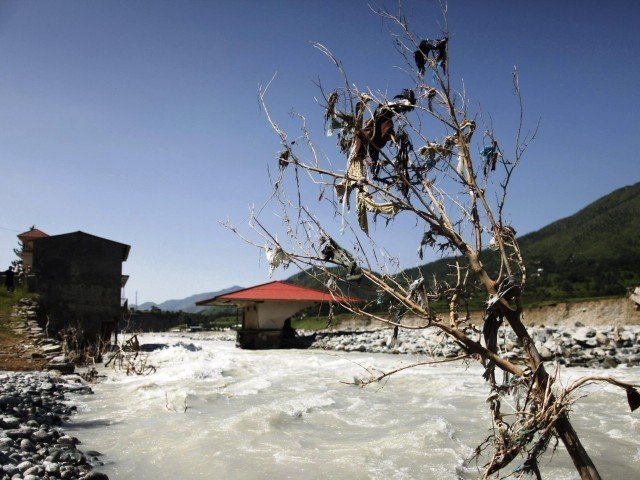 speakers said a local adaptation plan of action needs to be adopted by the government to cope with these issues and make communities resilient to climate change photo reuters