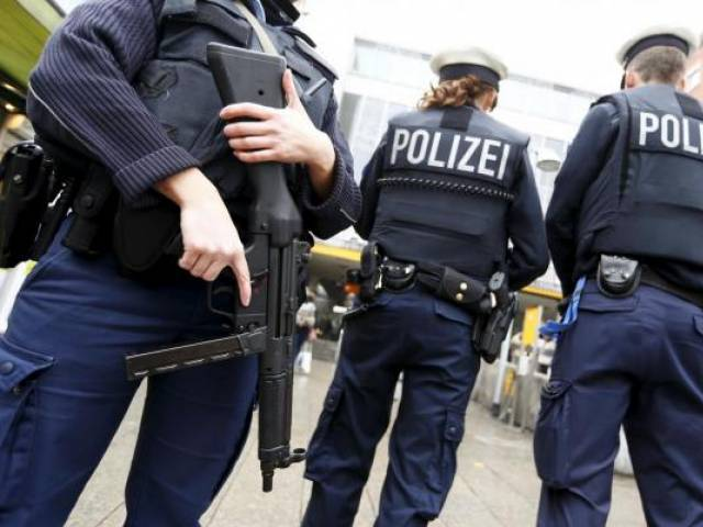german police secure the main train station in munich germany january 1 2016 photo reuters