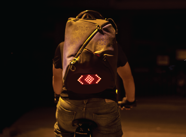 these bikers created a backpack that could save your life