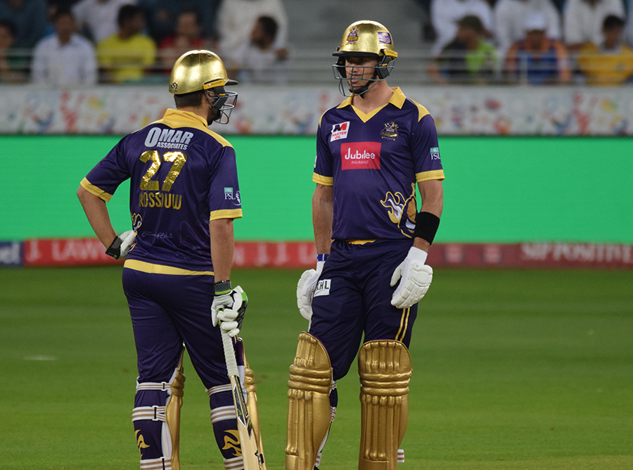 quetta gladiators foreign players kevin pietersen luke wright and tymal mills have all pulled out of the pakistan super league s final in lahore photo courtesy pcb