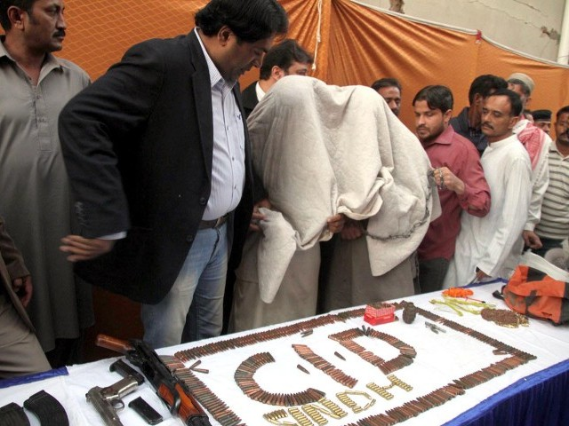 crime prevention high profile militant arrested in swat
