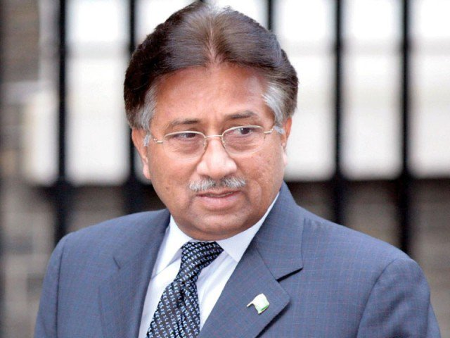 in the first episode musharraf responded to questions about security situation in pakistan live from dubai photo file