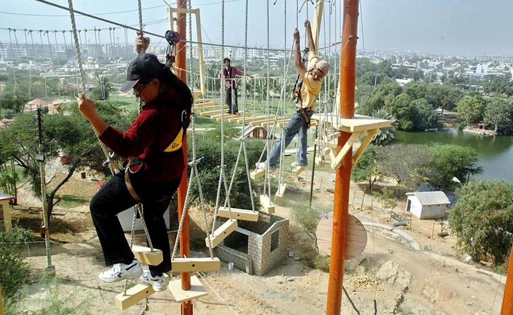 kmc director says privately run recreational facility had outstanding dues of rs1 8 million since last six months photo online