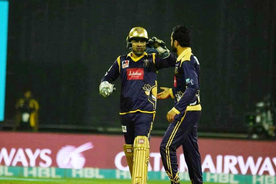 sarfraz confident quetta gladiators can win tournament despite foreign players opting out photo courtesy psl