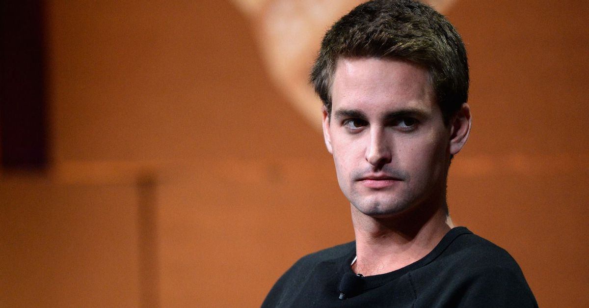 Evan Spiegel dropped out shortly before graduating from Stanford to devote himself to a nascent Snapchat startup. PHOTO: REUTERS