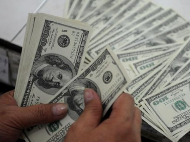 sbp s liquid foreign exchange reserves decreased by 98 million to 15 104 million photo afp