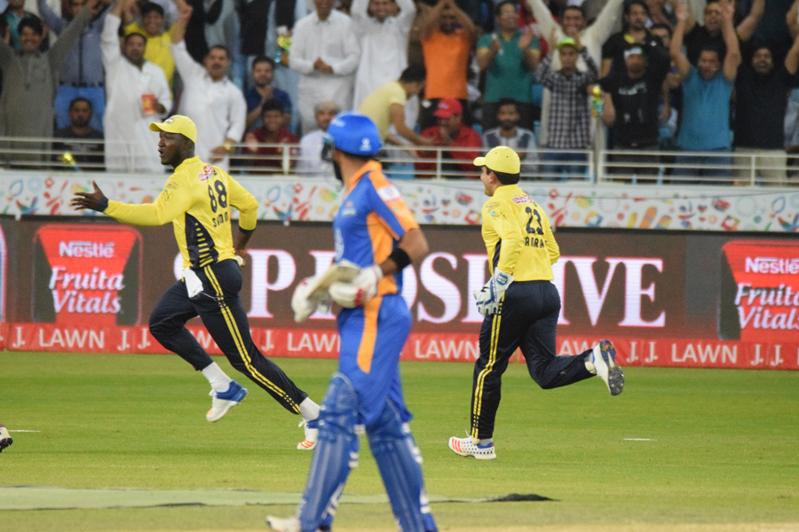 Zalmi have lost all three matches they have played at this stage. PHOTO COURTESY: PCB