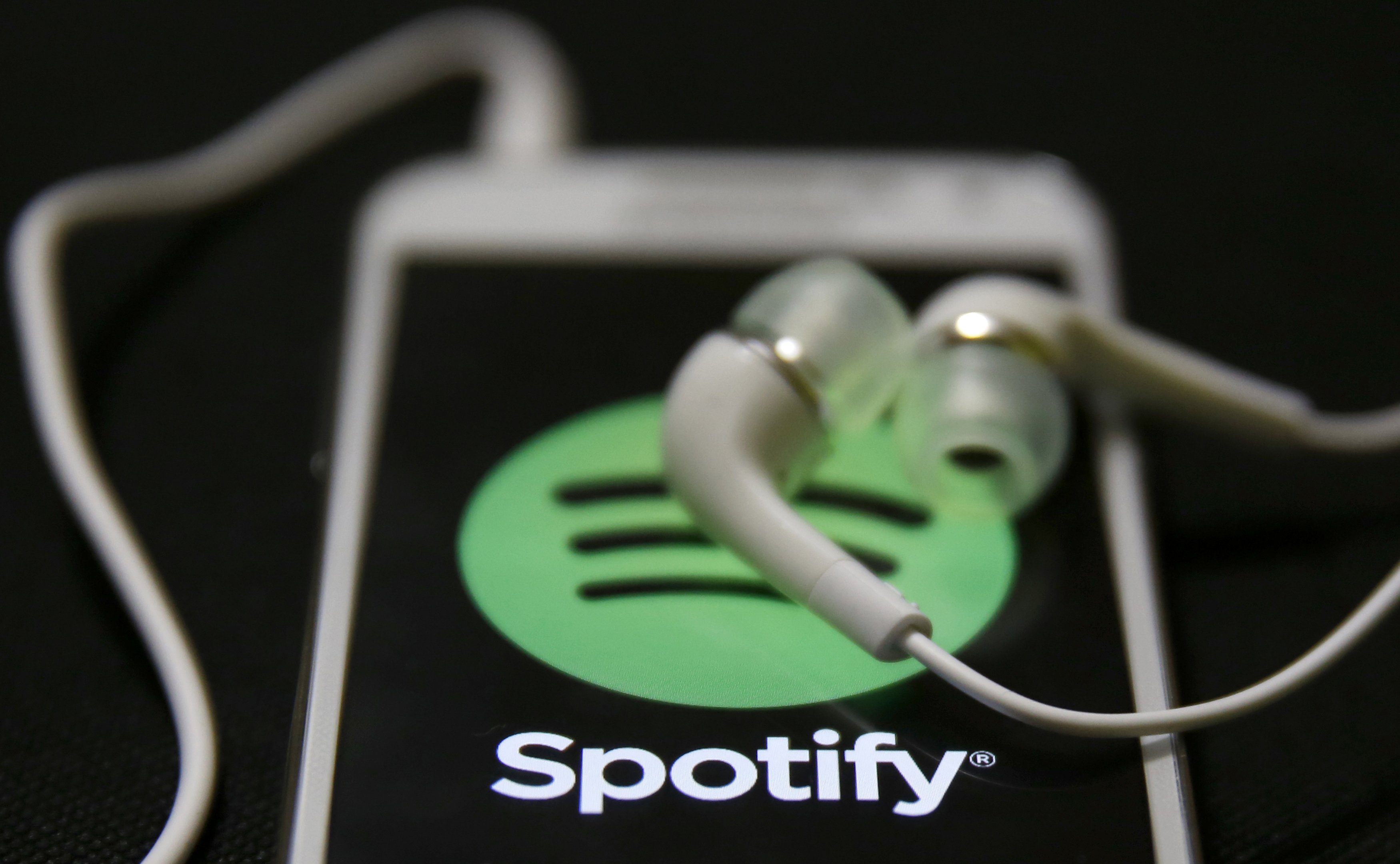 spotify is considering a potential us stock market listing according to a february techcrunch report photo reuters