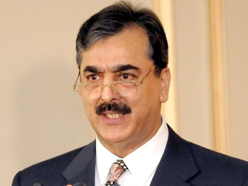 former pm and ppp leader yousuf raza gilani was previously summoned in the ogra chairman appointment case photo file