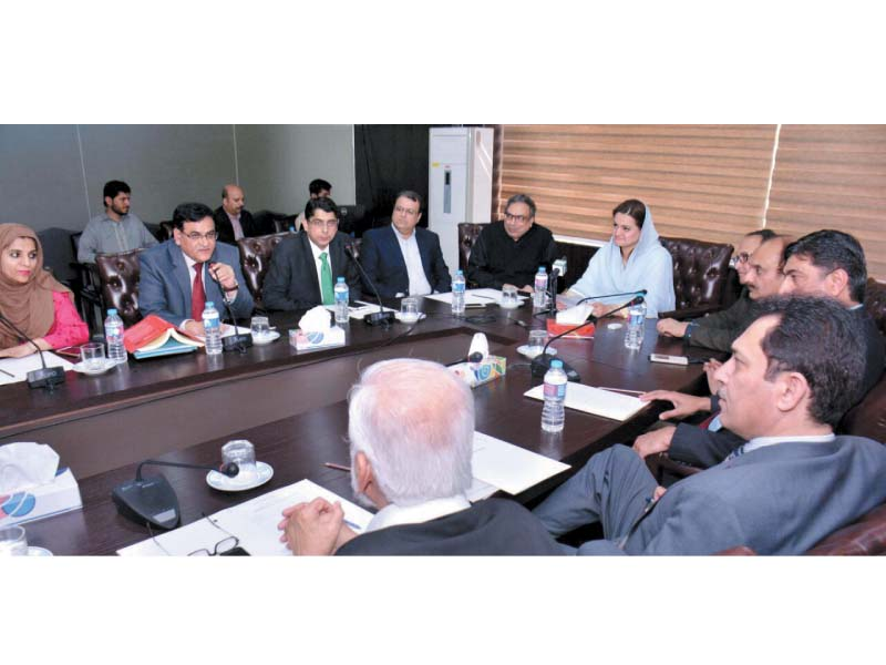 new media initiative marriyum attends session on abc automation
