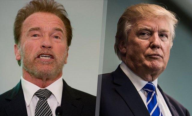 schwarzenegger quits celebrity apprentice over show s trump ties