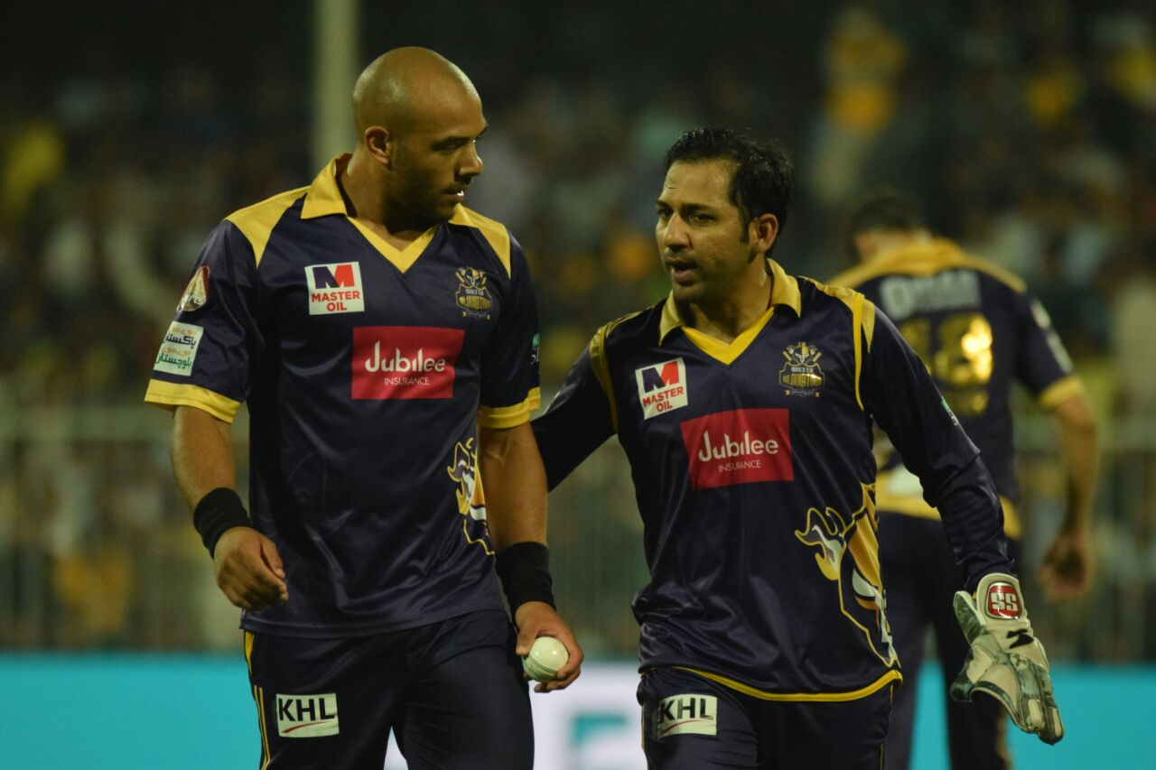 we have other international players joining the team tomorrow says sarfraz ahmed photo psl