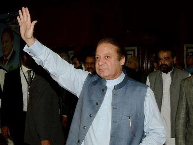 Prime Minister Nawaz Sharif. PHOTO: AFP