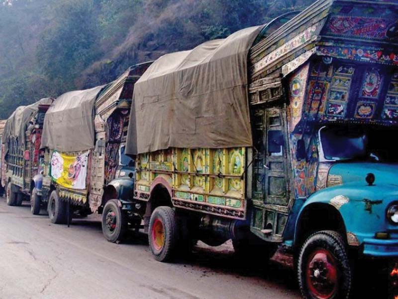 Pakistan's trade statistics reveal new trends about exports. PHOTO: EXPRESS