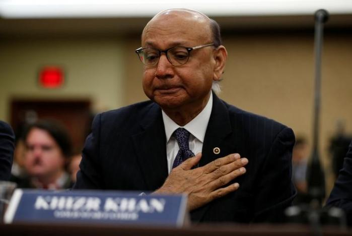 slain pakistani american soldier s father says his travel rights under review