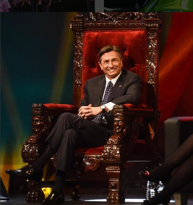 meet borut pahor    slovenia s instagram president