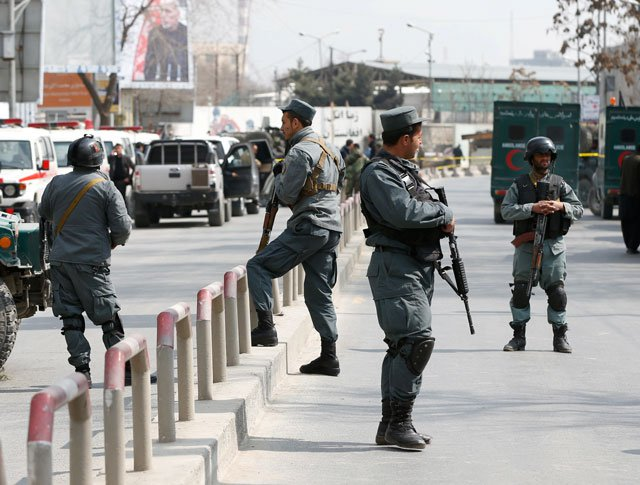 coordinated assault over 30 dead in is attack on kabul hospital