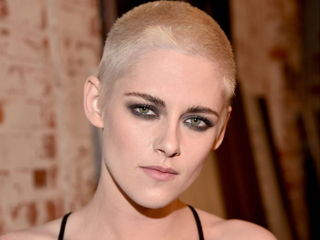 kristen stewart gets a buzz cut and we can t stop swooning