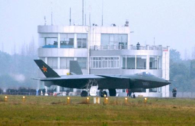 china s first stealth fighter enters service media